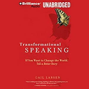 Transformational Speaking Audiobook