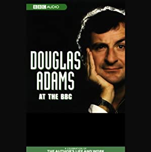 Douglas Adams at the BBC Radio/TV Program