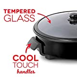 Dash Family Size Rapid Heat Electric Skillet