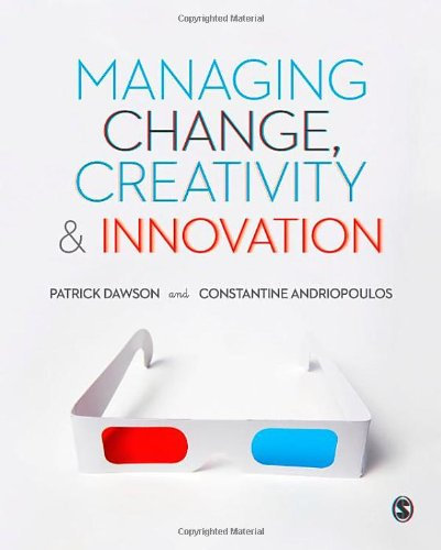 FREE-DOWNLOAD Managing Change, Creativity and Innovation PDF