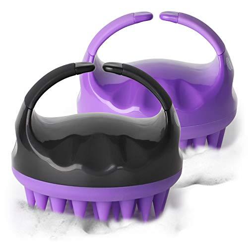 Heeta Shampoo Brush 2-Pack