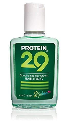 Protein 29 Conditioning Hair Groom Tonic, 4 oz Per Bottle (6 Bottles)