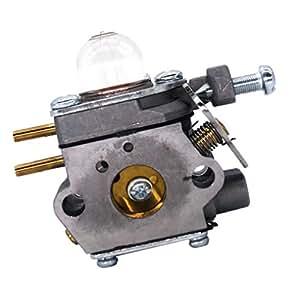 sharplace para carburador para Walbro wt-973/Bolens BL110Outillage de jardín motorizada