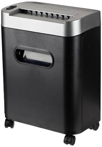 AmazonBasics 8 Sheet High Security Micro Cut Shredder
