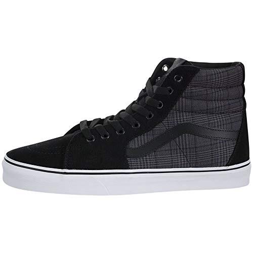 Vans Sk8-Hi Shoes Black/True White Womens