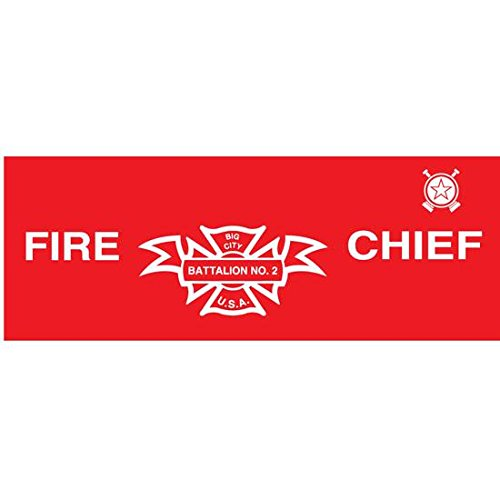 Murray Flat Face Fire Chief Battalion #2 Graphic