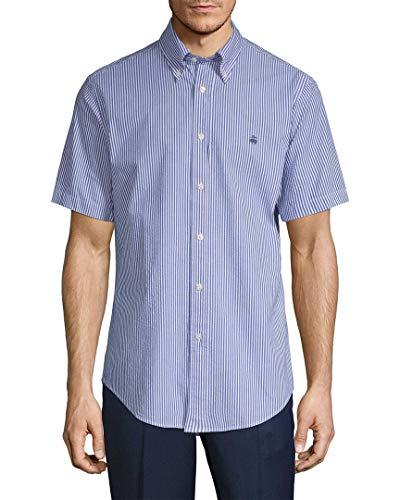 Brooks Brothers Mens Pinstripe Shirt, (Brooks Mens Shirt)