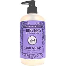 Mrs. Meyer's Liquid hand soap, Lilac, 12.50 oz