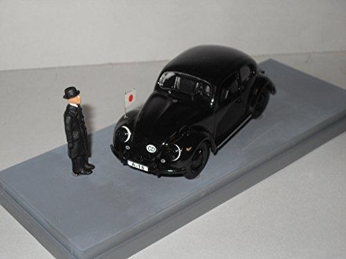 1/43 VW ビートル 1939(ブラック) 大島駐独大使フィギュア付き 4247/P