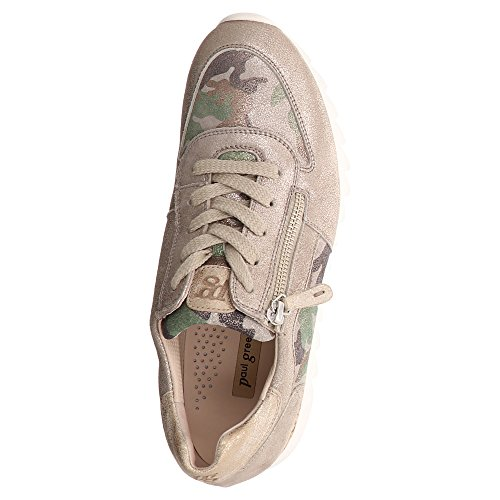 Paul Green Sneaker Beige Kombi