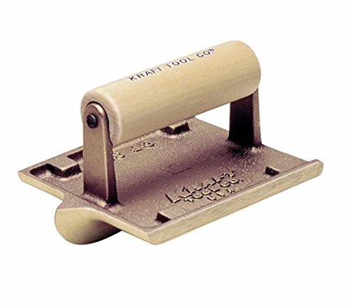 Kraft Tool CF260 Medium Bit Bronze Groover 5-1//2 x 3-Inch