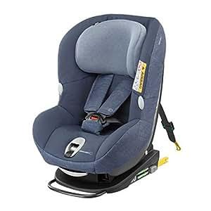 Bébé Confort Milofix, Silla de coche grupo 0+/1 Isofix, azul (Nomad Blue)