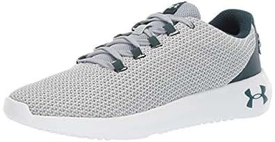Under Armour UA Ripple, Men's Sneakers, Grey (Mod Gray/Elemental/Batik 105), 9 UK (44 EU) (3021186_105)