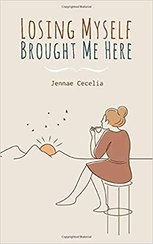 Image result for losing myself brought me here book