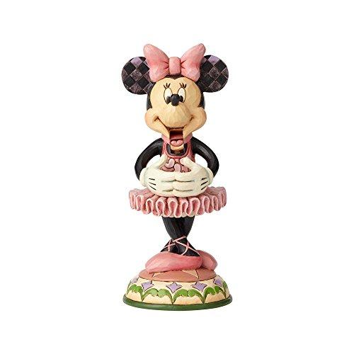 Enesco Disney Traditions by Jim Shore Minnie Mouse Nutcracker Figurine, 7