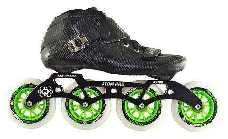 Luigino Atom Pro Inline Speed Skate (10)