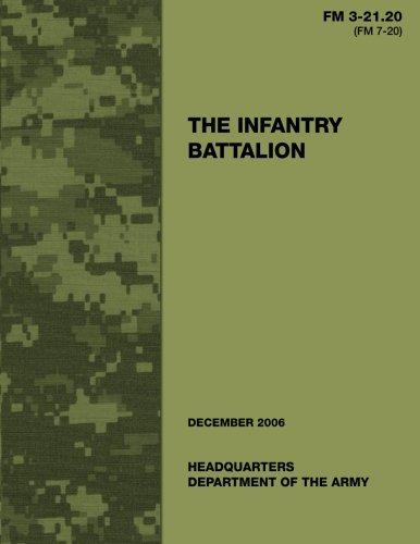 The Infantry Battalion (FM 3-21.20 / 7-20)