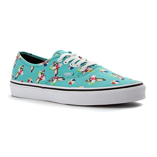 Vibes True Pool Sea White Vans Authentic Aqua PUzEwnZx