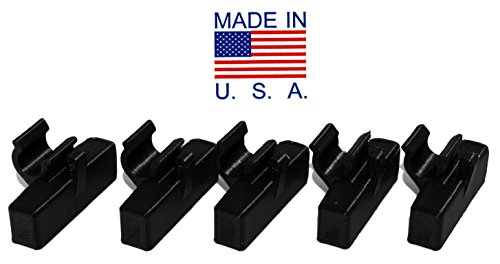 Set of 5 Suzuki Sidekick/Geo Tracker Soft Top Clips
