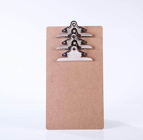 BNC Clipboard Letter Standard Hardboard
