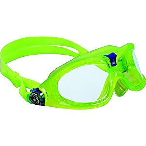 Aqua Sphere Seal Kid Swim Goggle (Clear Lens / Lime new version)