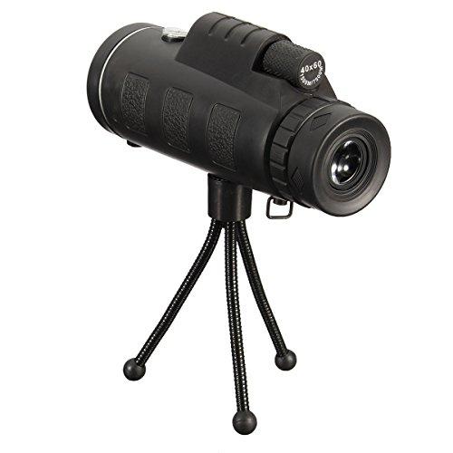 Telescope , LOPEZ 40x60 Waterproof HD Dual Focus Monocular T