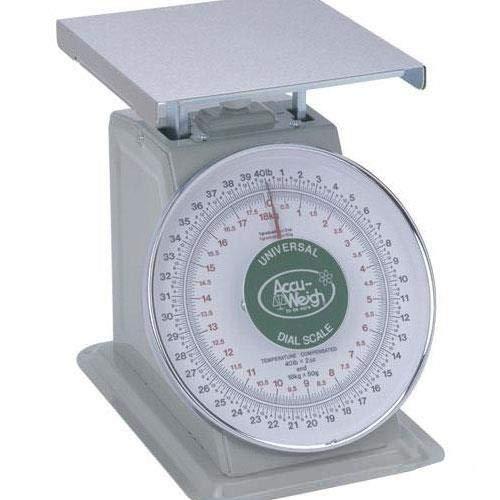 Yamato M-20PK Accu-Weigh 20 Pound Dial Portion Scale by Yamato