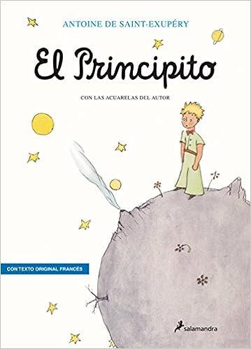 El Principito Bilingüe (Infantil): Amazon.es: Saint-Exupéry, Antoine de: Libros