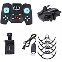 Rucan 2.4GHz Mini Foldable Quadcopter Pocket Remote Control Helicopter RC Drone (A)
