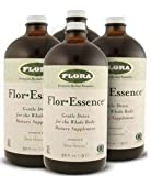 Flora Flor-Essence Tea Cleanse 32 Oz – Pack of 4 Bottles