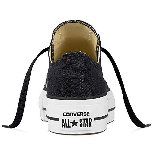 All Converse 9628 Cultz Deportivas Lift Con Star Pegatinas Lona Para De Taylor Negro Chuck Mujer Zapatillas tqrSnqBU