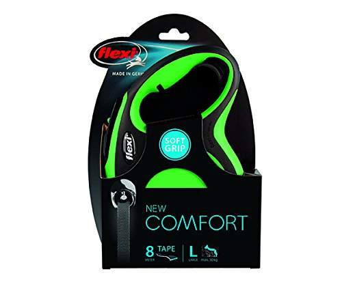 Flexi Comfort Grip - Flexi New Comfort Strap L Tape 8m Green