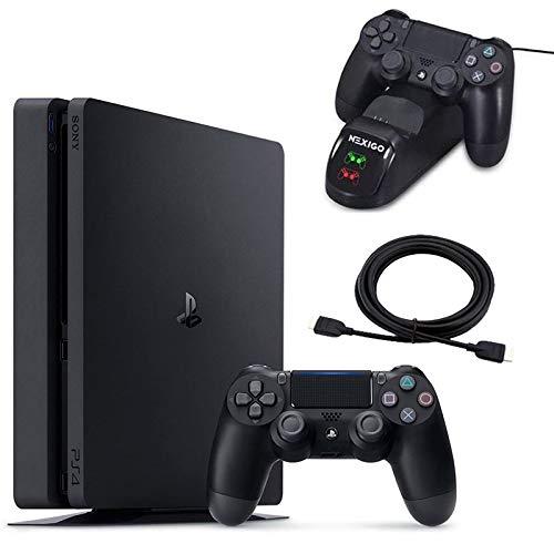 NexiGo 2021 Newest Playstation 4 PS4 Slim Console