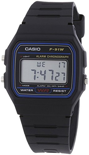 - CASIO F91W-1 Casual Sport Watch