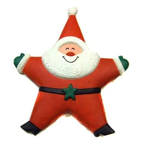 Figural Winter Santa Claus