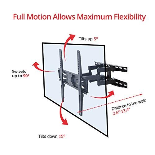 Buy 32 inch wall mount BEST VALUE, Top Picks Updated + BONUS