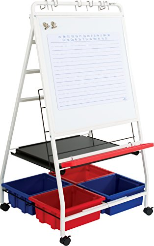 Wide Teachers Learning Center - Best-Rite TLC-2 -Deluxe Teacher's Learning Center Easel (805)
