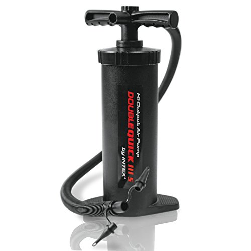 Intex Double Quick III S Hand Pump, 14.5""