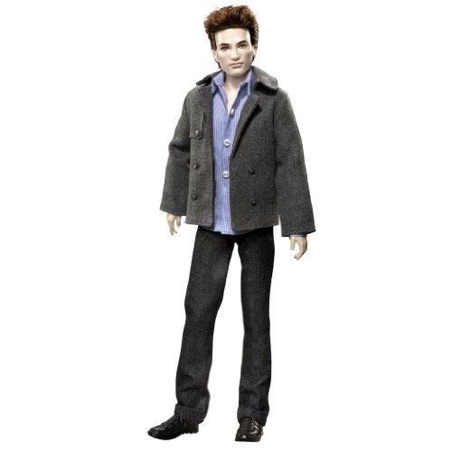 Toy / Game Barbie Collector Twilight Saga Dazzlingly Beautiful Vampire Edward Doll - Great For Collectors