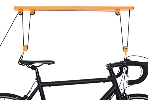 Heavy Duty Bicycle Hoist Garage