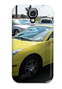 Flexible Tpu Back Case Cover For Galaxy S4 - Toyota Celica 24