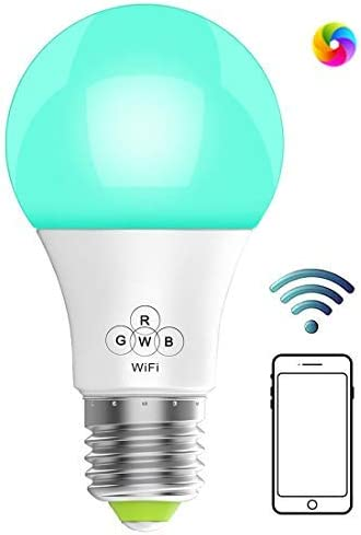 WiFi Smart Dimmable LED Bulb