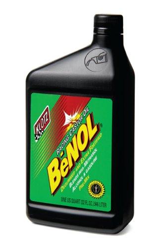 bENol Racing Castor潤滑剤 Quart BC-172 B000WPUVVQ   Quart