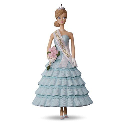 Hallmark Keepsake 2017 Barbie Homecoming Queen Christmas Ornament ()