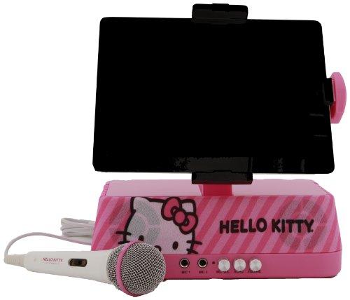 Hello Kitty iSing Karaoke for iPad - Pink (HK-ISK) by Karaoke System