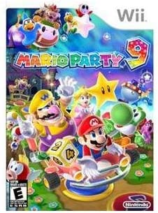 Mario Party 9 Nintendo Wii Toys Games
