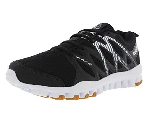 570b217a78 Reebok Realflex Train 4.0 Training Women's Shoes Size 7.5 Black/White