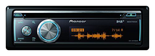 Pioneer Car Stereo With Dab+ Tuner