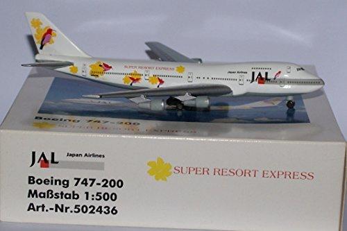 AIRCRAFT MODEL 893 JAPAN - Airlines Japan