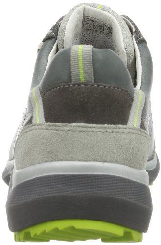 Romika Gabriele 02 - Zapatillas de cuero para mujer marrón pardo multicolor - Mehrfarbig (grau-apfel 796)